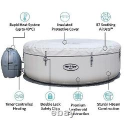 NEW SEALED Lay-Z Spa Paris Hot Tub (4-6 people) with LED Lights
