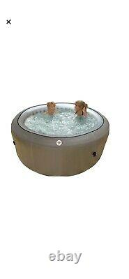 New Canadian Spa Grand Rapids Hot Tub, 4 person With Lights