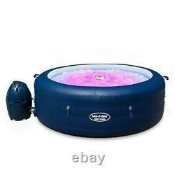 New York Lay-Z-Spa Airjet 4-6 Hot Tub (+ LED LIGHTS) EX-DISPLAY
