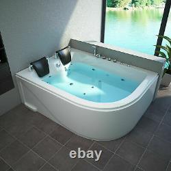 SPA MIami 2019 WHIRLPOOL BATH hot tub Jacuzzi Jets Massage lights RRP £1999